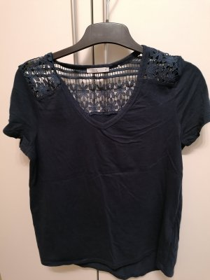 Esprit Empire Waist Shirt dark blue