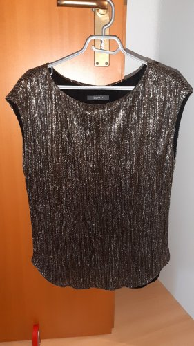 edc by Esprit Tank Top black-gold-colored