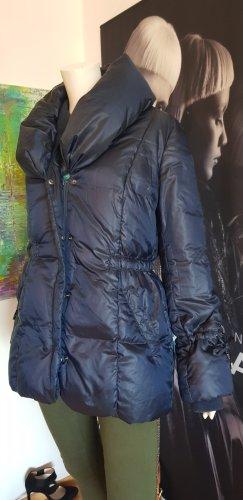 Esprit Daunenjacke dunkelblau 38/40 Medium Size