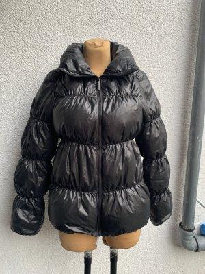 Esprit Daunenjacke gr 38 schwarz Winterjacke