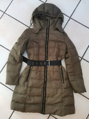 Esprit Down Coat gold-colored-dark brown