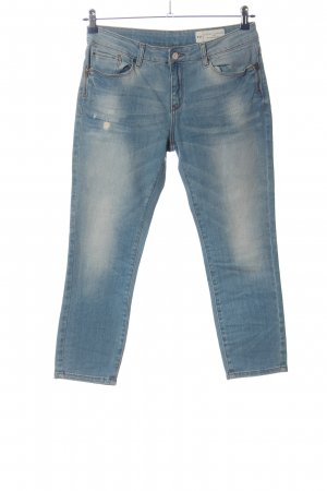 Esprit Denim 7/8-jeans blauw casual uitstraling