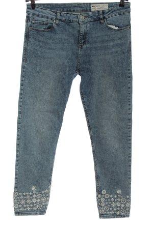 Esprit Denim Slim Jeans blau Casual-Look