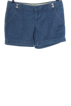 Esprit Denim Jeansshorts blau Casual-Look