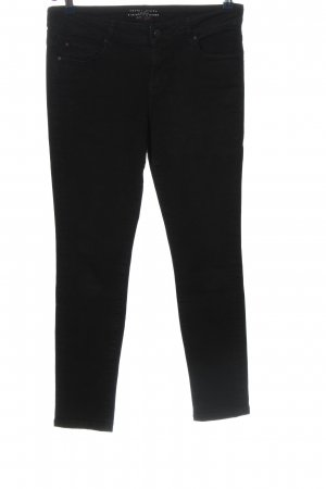 Esprit Denim Stretch Jeans schwarz Casual-Look