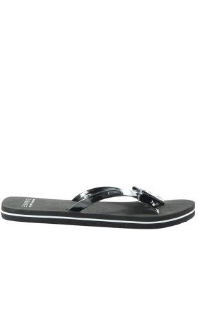 Esprit Dianette-Sandalen schwarz Casual-Look