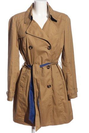 Esprit Duffle-coat brun style d'affaires