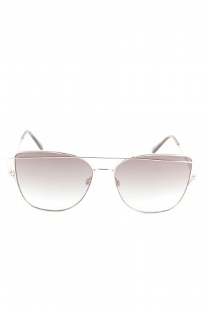 Esprit Angular Shaped Sunglasses gold-colored casual look