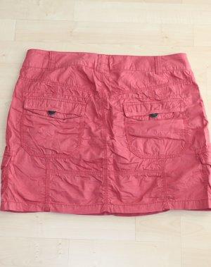 Edc Esprit Mini rok roze Gemengd weefsel
