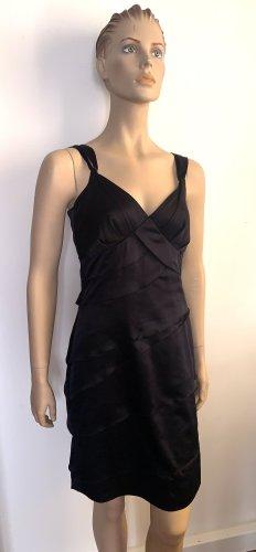Esprit elegante Cocktail Kleid Gr.36 schwarz/ wie neu