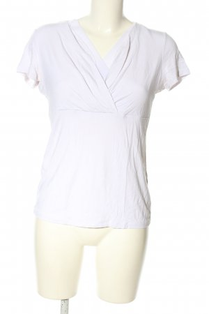 Esprit Empire Waist Shirt weiß Casual-Look