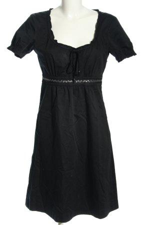 Esprit Robe empire noir style décontracté