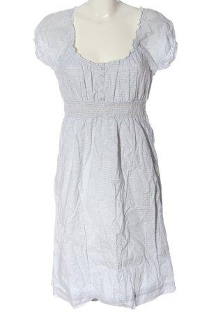 Esprit Empire Dress white-light grey allover print casual look