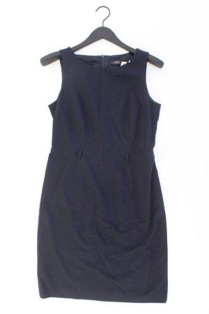 Esprit Etuikleid Größe 38 neuwertig Träger blau aus Polyester
