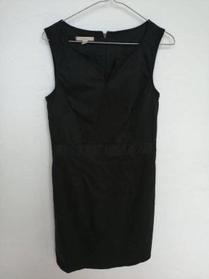 Esprit Etuikleid V-Ausschnitt (schwarz, M)
