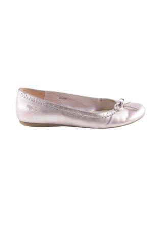 Esprit faltbare Ballerinas pink Casual-Look