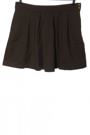 Esprit Plaid Skirt brown casual look