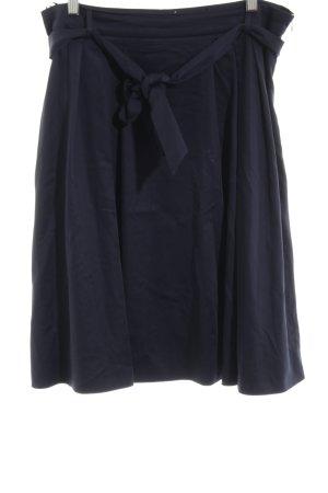Esprit Faltenrock schwarz schlichter Stil