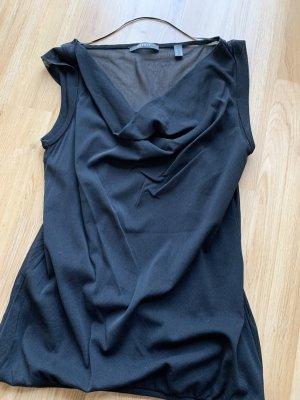 Esprit One Shoulder Top black