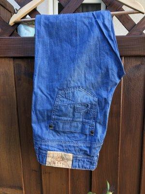 edc by Esprit Baggy Jeans blue