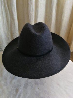Esprit Wollen hoed donkerblauw