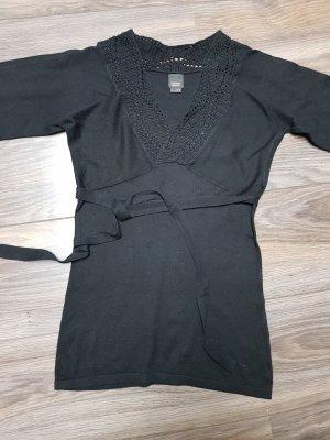 Esprit Feinstrick Pullover schwarz