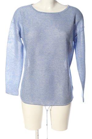 Esprit Feinstrickpullover blau Casual-Look