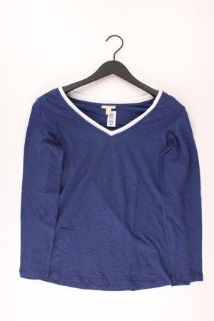 Esprit Fine Knit Jumper blue-neon blue-dark blue-azure cotton