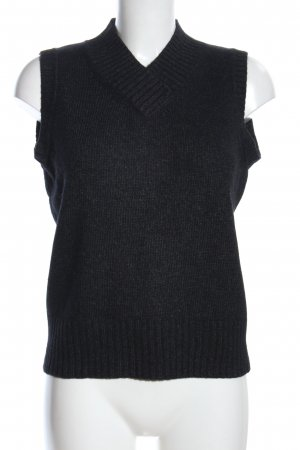 Esprit Fine Knitted Cardigan black casual look