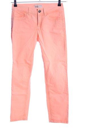 Esprit Five-Pocket-Hose pink Casual-Look