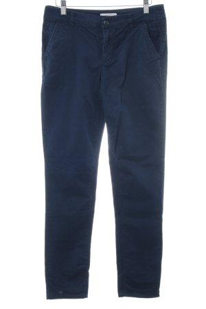 Esprit Five-Pocket-Hose blau Business-Look