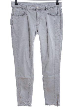 Esprit Pantalon cinq poches gris clair style décontracté