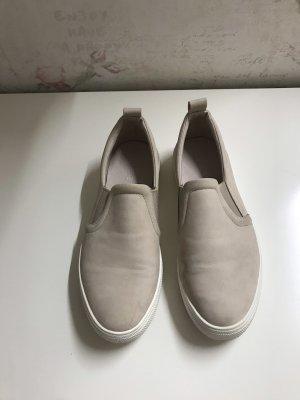 Esprit flache Schuhe in beige Gr.37