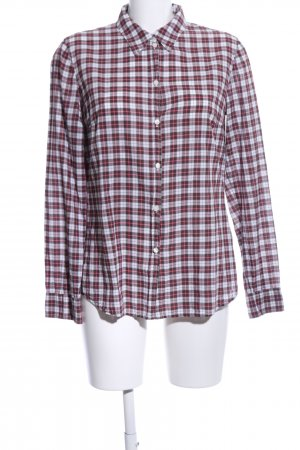 Esprit Flanellhemd Allover-Druck Casual-Look