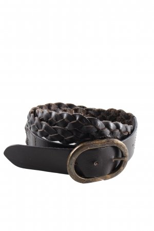 Esprit Braided Belt brown casual look