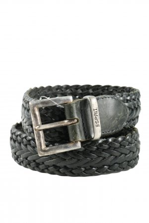 Esprit Braided Belt black business style