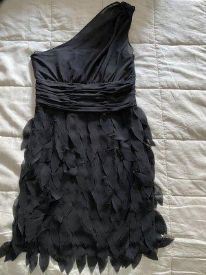 edc by Esprit Sukienka na jedno ramię czarny