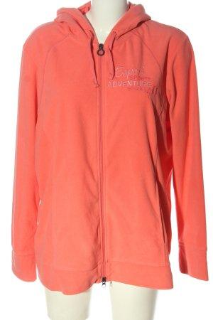 Esprit Fleece Jackets light orange casual look
