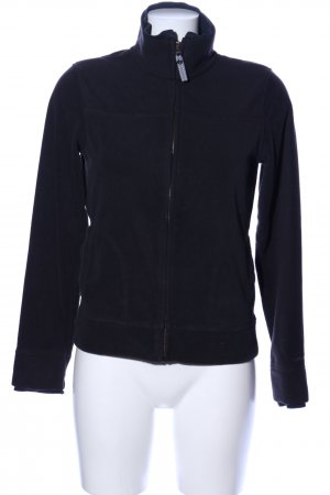 Esprit Fleecejacke schwarz Casual-Look