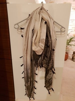 edc by Esprit Fringed Scarf multicolored