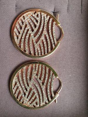 Esprit Torebki Creole w kolorze różowego złota