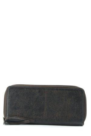 Esprit Portemonnee zwart casual uitstraling