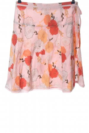 Esprit Rozkloszowana spódnica Abstrakcyjny wzór W stylu casual