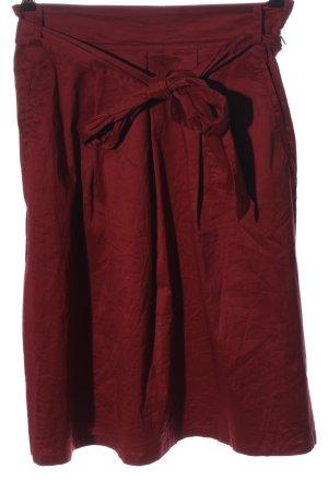 Esprit Glockenrock rot Casual-Look