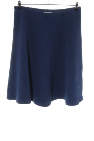 Esprit Flared Skirt blue business style