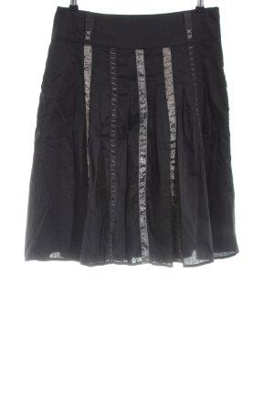 Esprit Glockenrock schwarz Casual-Look
