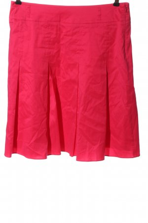 Esprit Rozkloszowana spódnica czerwony W stylu casual