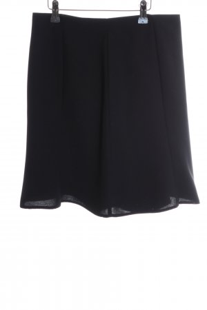 Esprit Spódnica z godetami czarny W stylu biznesowym