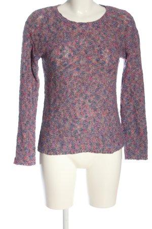 Esprit Jersey de punto grueso multicolor look casual