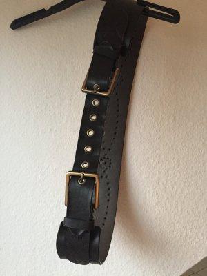 Esprit Cinturón pélvico marrón-negro